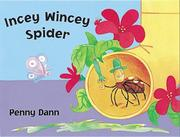 Cover of: Incy Wincy Spider