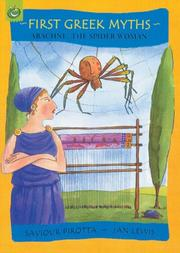 Cover of: Arachne, the Spider Woman (First Greek Myths)