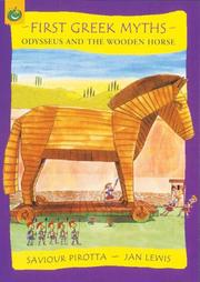 Cover of: Odysseus and the Wooden Horse (First Greek Myths)