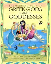 Cover of: The Orchard Book of Greek Gods and Goddesses