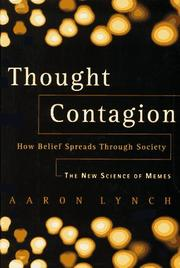 Cover of: Thought Contagion