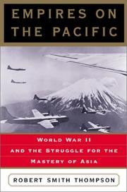 Cover of: Empires on the Pacific