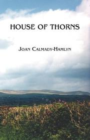 Cover of: House of Thorns | Joan, Calmady-Hamlyn
