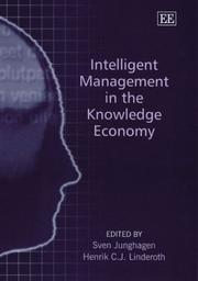 Cover of: Intelligent Management in the Knowledge Economy |
