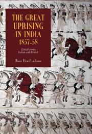 Cover of: The great uprising in India, 1857-58