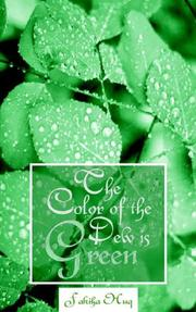 Cover of: The Color of the Dew Is Green | Fakiha Huq
