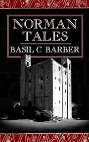 Cover of: Norman Tales | Basil C. Barber