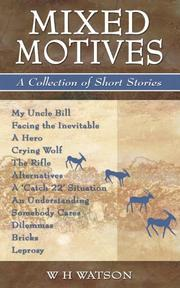 Cover of: Mixed Motives