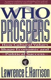 Cover of: Who prospers?