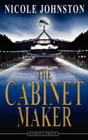 Cover of: The Cabinet Maker | Nicole, Johnston