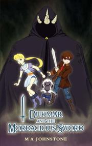 Cover of: Dukmar and the Mordacious Sword | M, A Johnstone