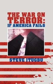 Cover of: The War on Terror | Steve Itugbu