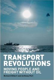 Cover of: Transport Revolutions | Richard Gilbert