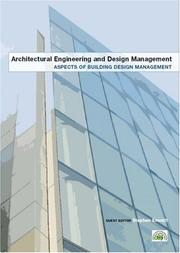 Cover of: Aspects of Building Design Management | Stephen Emmitt