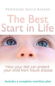 Cover of: The Best Start in Life