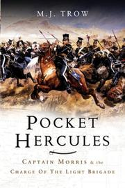 Cover of: POCKET HERCULES, THE | MJ Trow