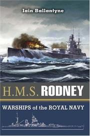Cover of: H.M.S. RODNEY | Ian Ballantyne