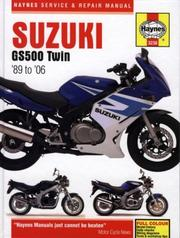 Cover of: Suzuki GS500 Twin