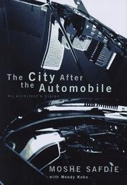 Cover of: The city after the automobile
