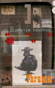 Cover of: Thrumm | Martin Edwards