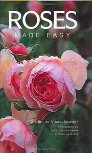 Cover of: Roses Made Easy