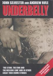 Cover of: Underbelly | John Silvester