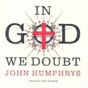 Cover of: In God We Doubt