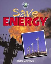 Cover of: Save Energy (Save the Planet)