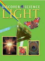 Cover of: Light (Discover Science)