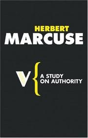 A Study on Authority (Radical Thinkers)