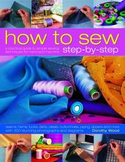 Cover of: How to Sew Step-by-Step