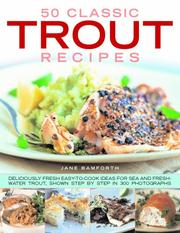 Cover of: 50 Classic Trout Recipes | Jane Bamforth