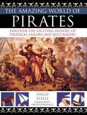 Cover of: Amazing World of Pirates (Amazing World of) | Philip Steele