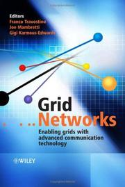 Cover of: Grid Networks |