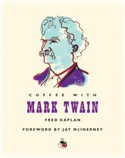 Cover of: Coffee with Mark Twain (Coffee with...Series)
