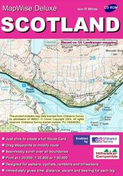 Cover of: Scotland (MapWise 50)