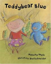 Cover of: Teddybear Blue | Malachy Doyle