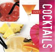 Cover of: Just Cocktails | Top That Editors