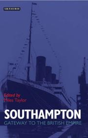 Cover of: Southampton