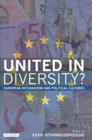 Cover of: United in Diversity