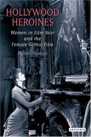 Cover of: Hollywood Heroines | Helen Hanson