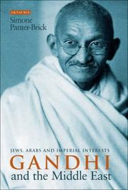 Cover of: Gandhi in the Middle East
