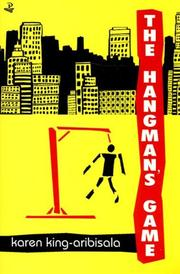 Cover of: The Hangman's Game