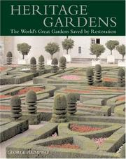 Cover of: Heritage Gardens | George Plumptre