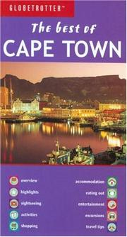 Cover of: Best of Cape Town