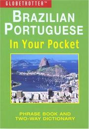 Cover of: Brazilian Portuguese In Your Pocket