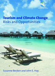 Cover of: Tourism and climate change | Susanne Becken