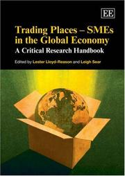 Cover of: Trading Places: Smes in the Global Economy |