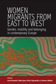 Cover of: Women migrants from East to West