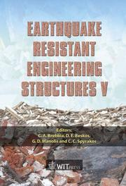 Cover of: Earthquake Resistant Engineering Structures V |